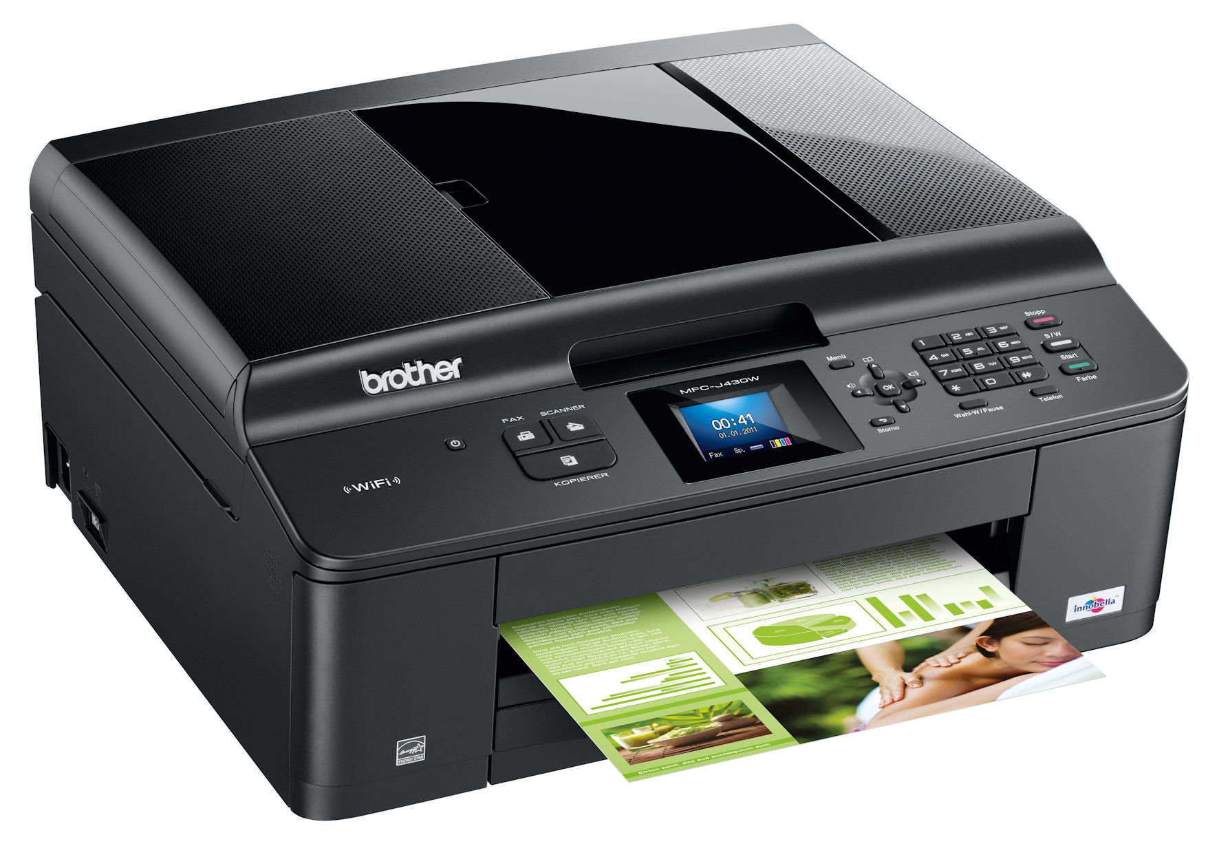 Brother MFC-820CN Printer Drivers for Windows Mac