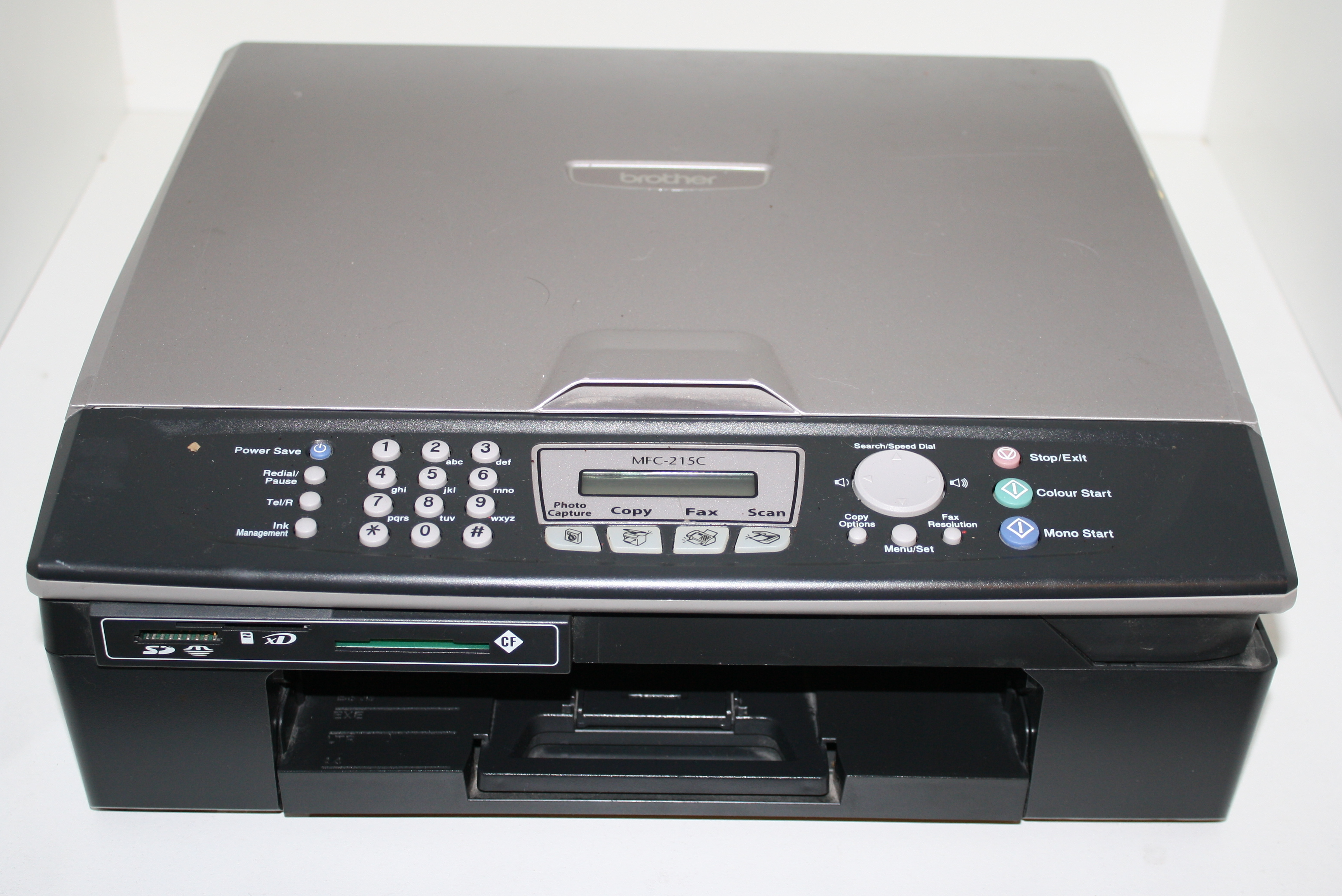 BROTHER MFC 215C DRIVER FOR WINDOWS 7