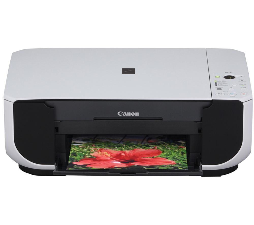 Impresora Canon Pixma Mp190 Cartuchos De Tinta