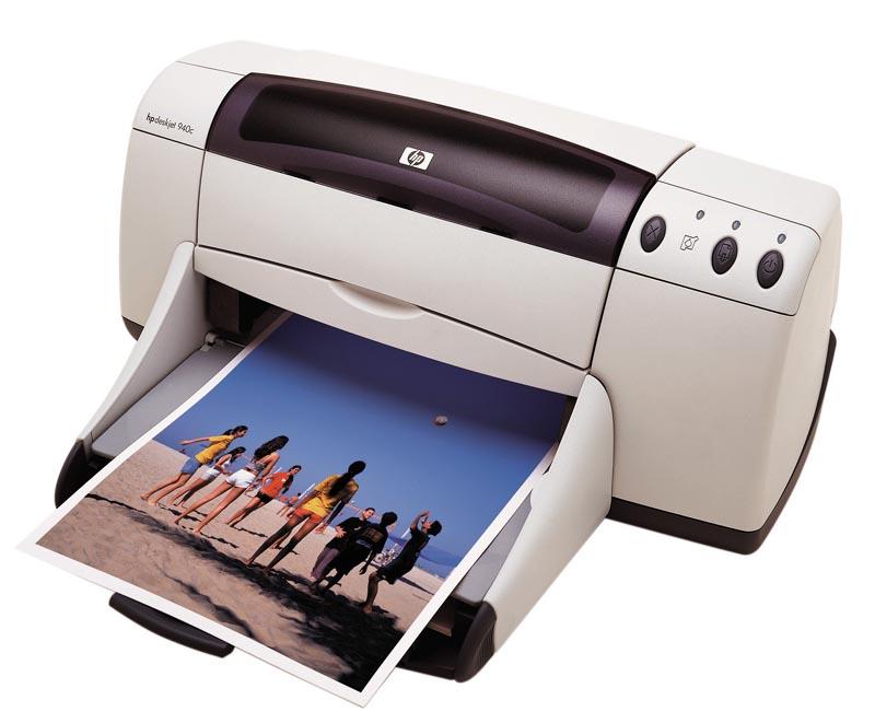 HP Photosmart 7150 Printer series